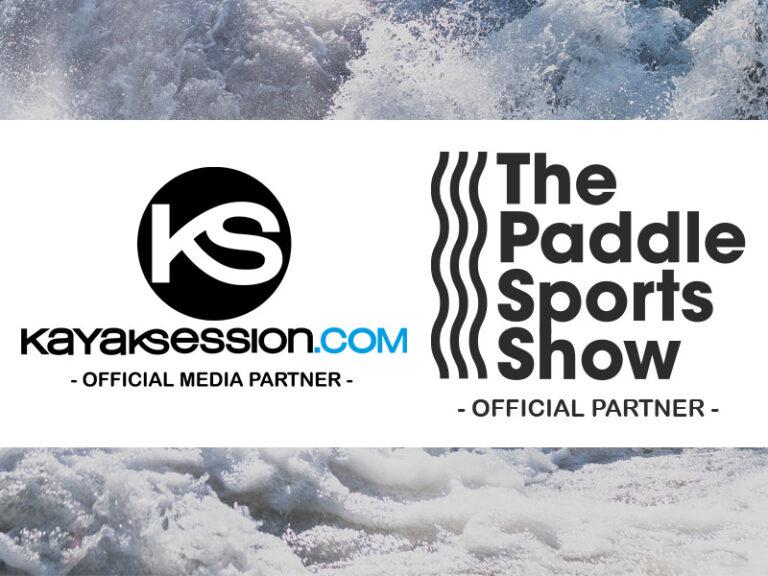 Kayak Session on board as media partner